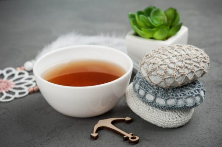 Chá e a mindfulness
