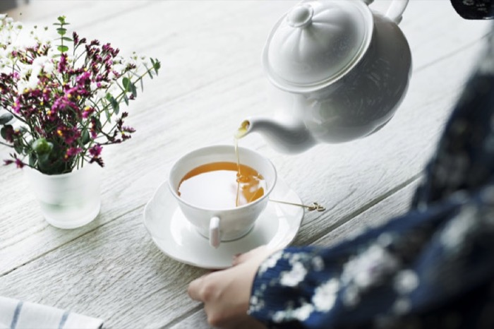 dicas de sommelier de té para el Stress e relaxamento