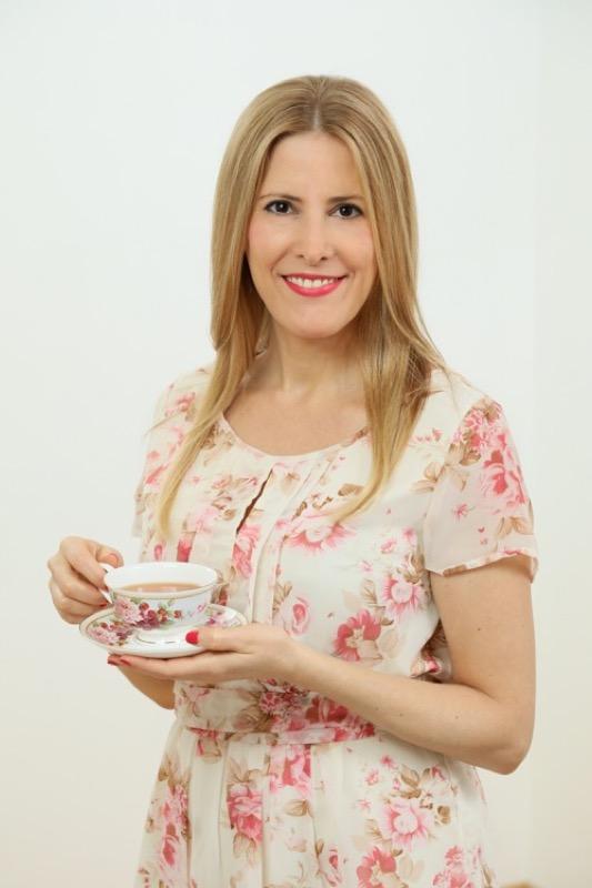 victoria bisogno - sommelier de chá