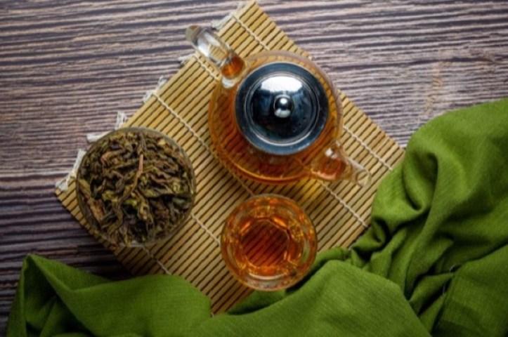 Tetera con errores al preparar el té