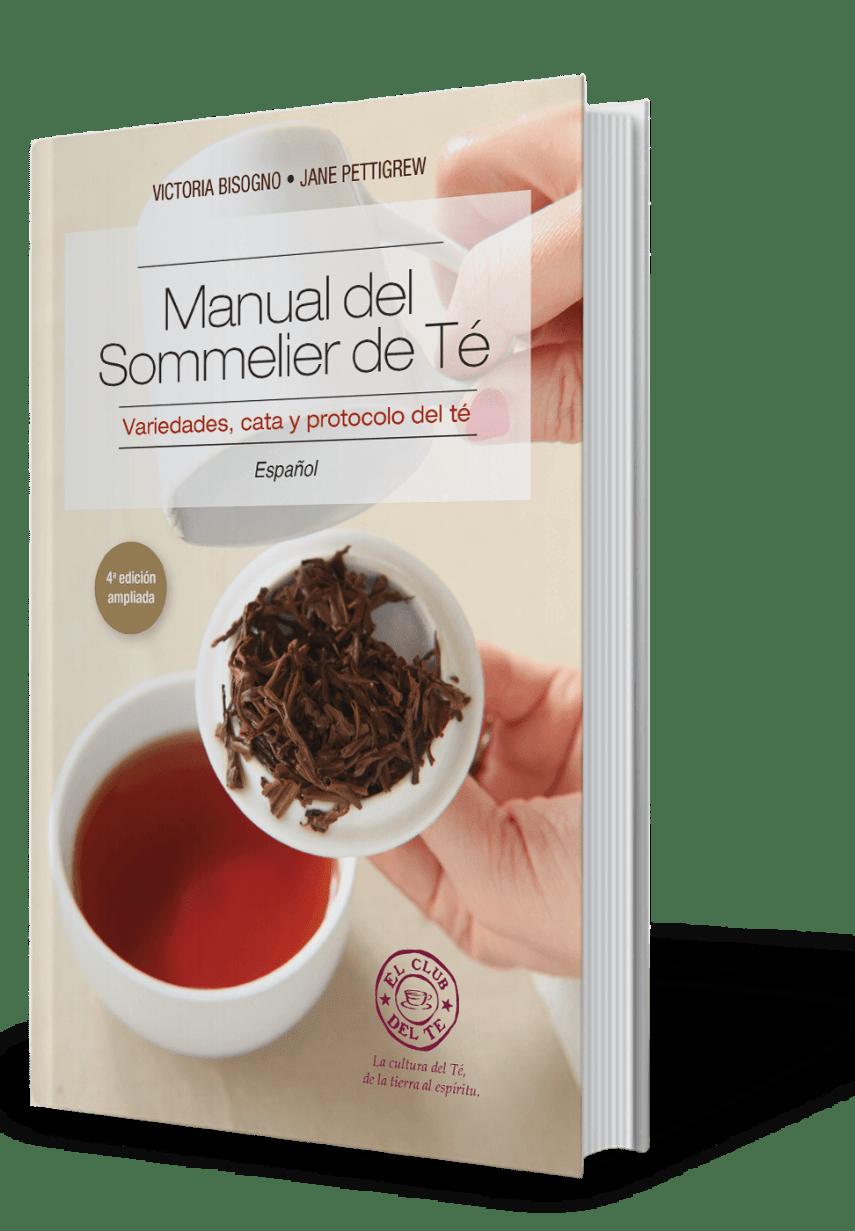 Manual del Sommelier de Te 4ta Edición en Español