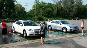 car wash kids