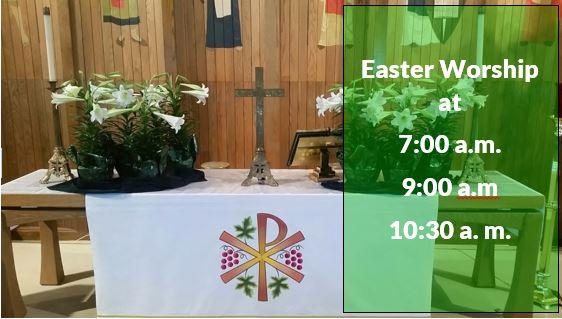 Easter 18