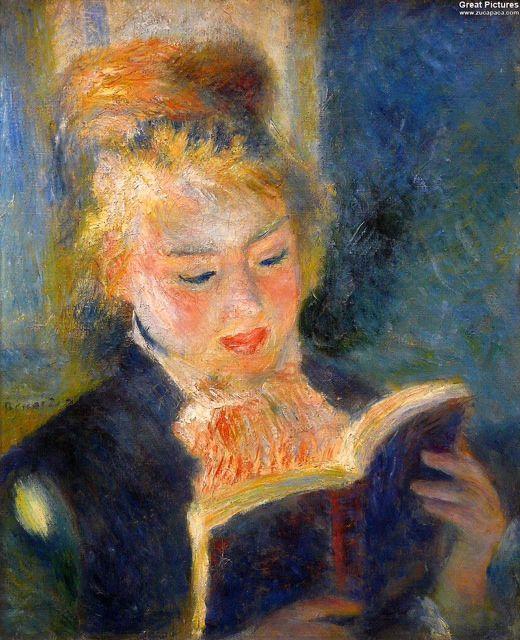El gusto por la lectura (A mis alumnos)