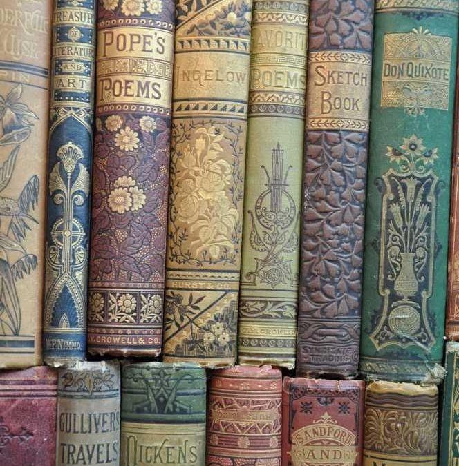 Libros que enamoran (I)
