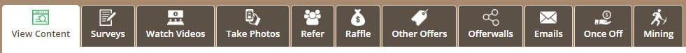 Ganar dinero en TimeBucks