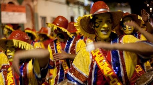 Uruguay, Carnavales