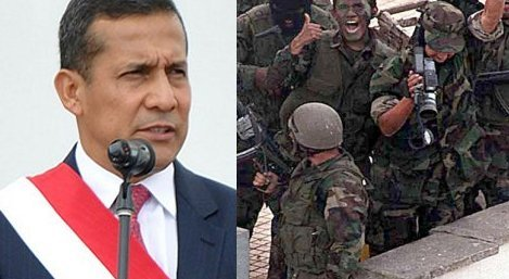Humala: Ningún comando Chavín de Huántar irá preso