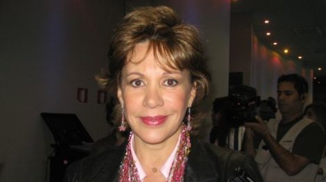 Yvonne Frayssinet fue operada por problema cardíaco