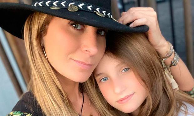 Geraldine Bazán and her eldest daughter Elissa Marie.  (Photo: Geraldine Bazán / Instagram)