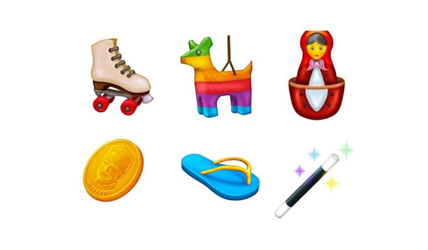 These are the new emojis that will arrive in 2020. (Photo: WhatsApp)