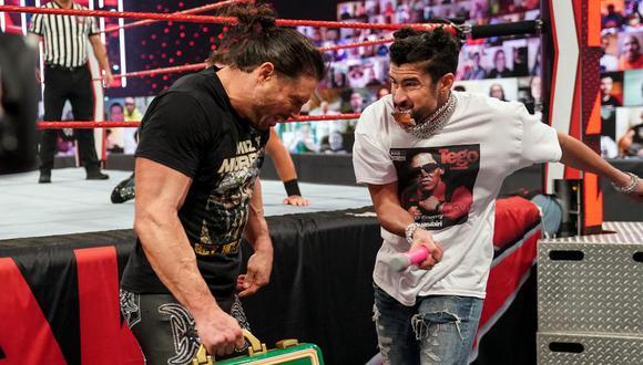 Bad Bunny es el actual campeón 24/7 y se espera que participe en Elimination Chamber (WWE)