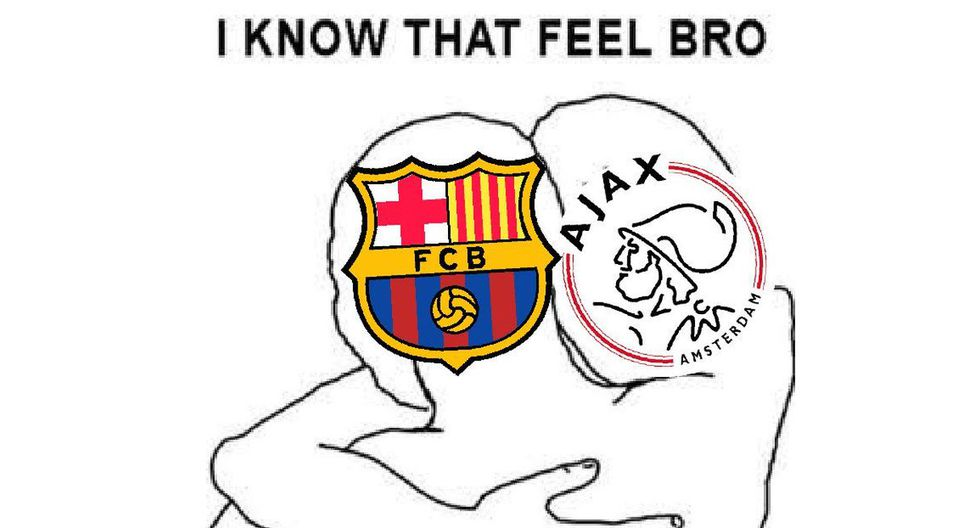 Ajax Right Now Watch Out Tottenham Manchester City Kontraband
