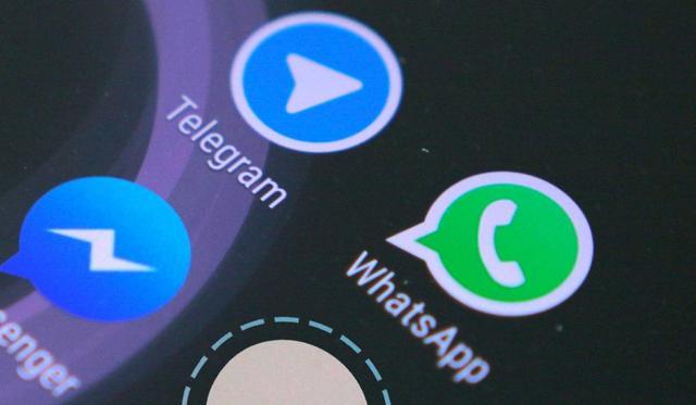 ¿Eres de usar WhatsApp y Telegram? Conoce cuáles son sus características. (Foto: MAG)