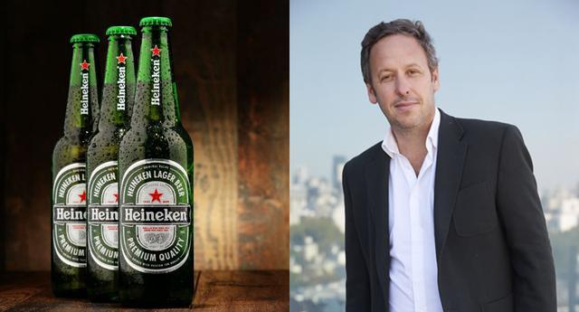 Leandro Berrone, director of Heineken Peru.  (Photos: Diffusion)