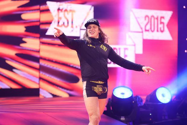 Riddle pertenece a Raw |  Foto: WWE