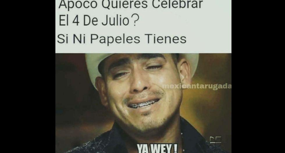Memes Foto Viral Facebook 4 De Julio Estos Son Los Mejores