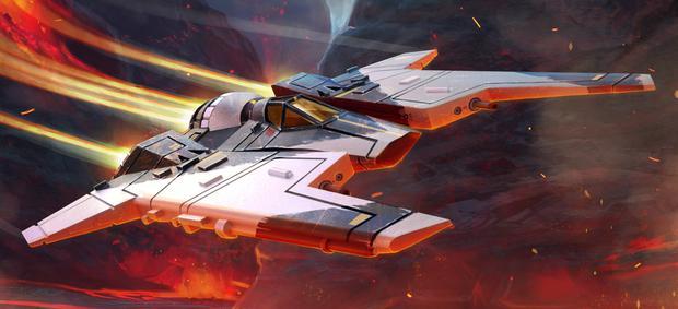 Mandalorian Fang Fighter (Foto: Star Wars)