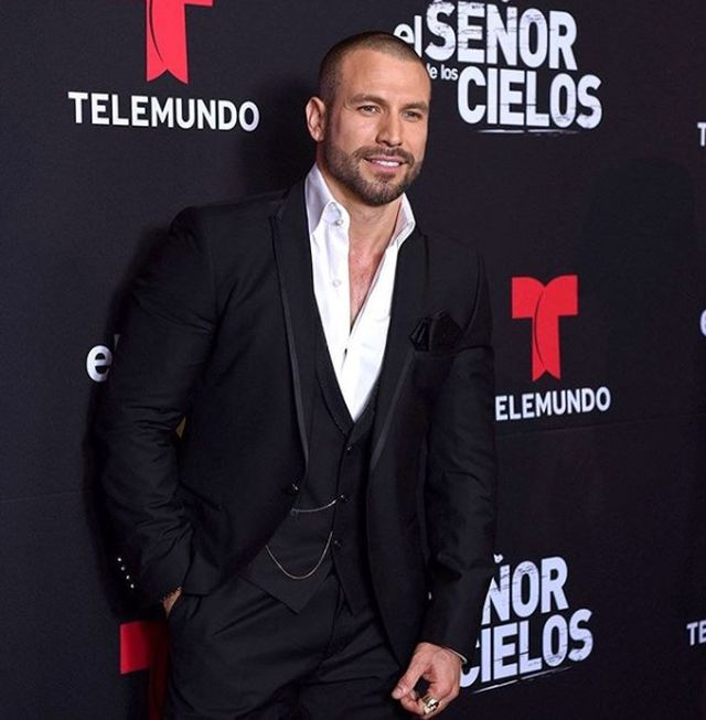 The first time that Rafael Amaya distanced himself from everyone was in 2015. At that time it was speculated that he was submerged in drugs and that he was admitted to a rehabilitation center (Photo: Rafael Amaya / Instagram)