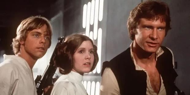 The revelation that Luke's father is Darth Vader was one of the most epic moments, though it shouldn't overshadow the fact that Luke and Leia were finally confirmed to be twins (Photo: Lucasfilm)