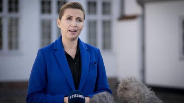 La primera ministra de Dinamarca tiene una agenda ambiental desde que gabó las elecciones. (EPA).