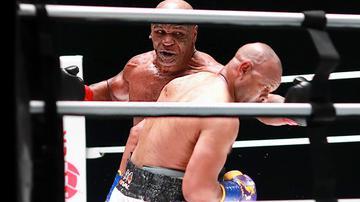Mike Tyson regresa: el hombre más malo del mundo volvió a sonreír