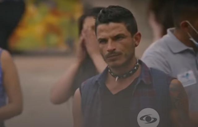 ¿Quién es el hombre que colocó el explosivo para matar a Erick? (Foto: Caracol TV)