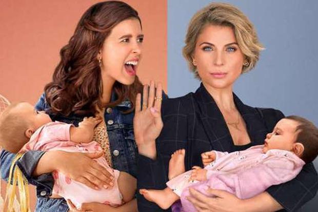 """Las actrices de """"Madre solo hay dos"""" contaron a través de un corto clip de YouTube cómo fue que se hicieron de sus personajes (Foto: Netflix)"""