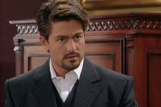 Fernando Colunga playing Carlos Daniel Bracho (Photo: Televisa)