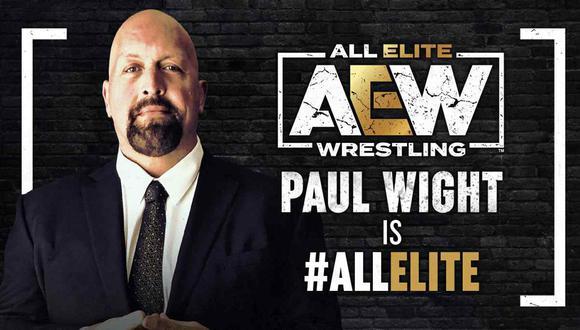 Big Show dejó WWE y se convirtió en un nuevo luchador de AEW.  (Foto: AEW)