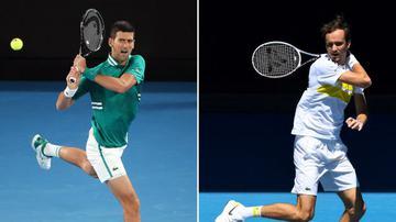 Djokovic vs.  Medvedev, por el título del Abierto de Australia 2021: día, horarios y canales de la final