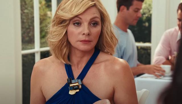 "Kim Cattrall interpretó a Samantha Jones en ""Sex and the City"" (Fotos: HBO)"