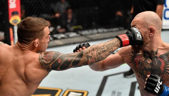 El sutil mensaje que Poirier le envió a McGregor generó una gran polémica en las redes sociales.