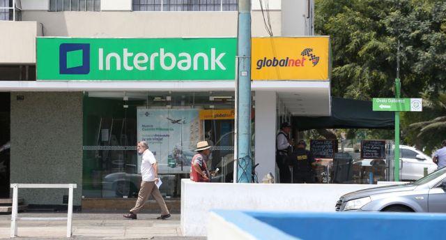 Interbank brindará facilidades a sus clientes, ante la emergencia del coronavirus. (Foto: GEC)