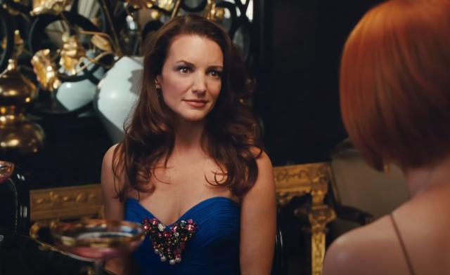 """Kristin Davis played Charlotte York in """"Sex and the City"""" (Photos: HBO)"""