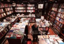 Una librería en Buenos Aires.