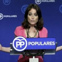"""Andrea Levy: """"Lo moderno es ser liberal; ser de izquierdas es antiguo"""""""