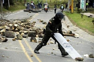 colombia huelga 2