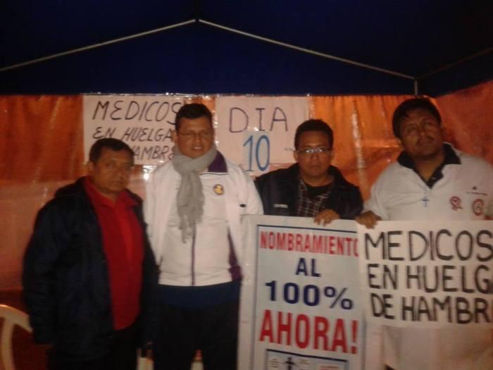 HUELGA HAMBRE PERU 4