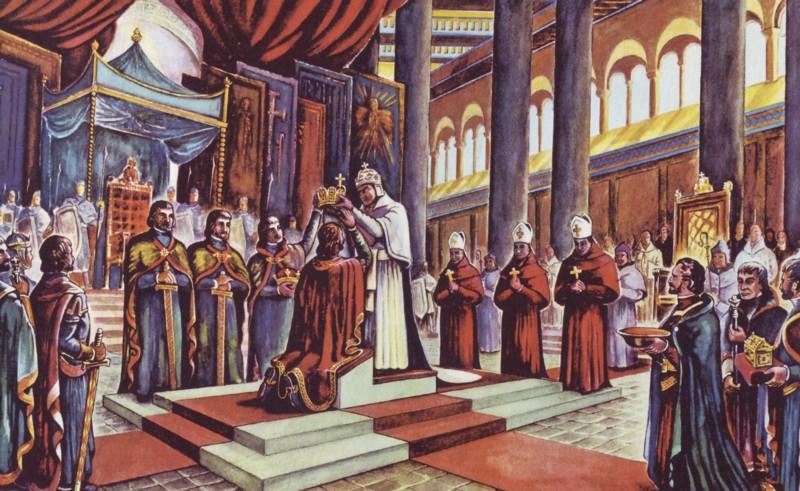 El Estado feudal y la Iglesia