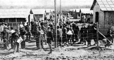 Campo de concentración francés de Gurs