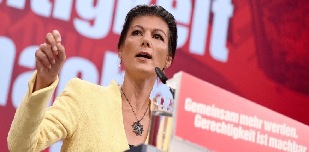 Un tercio de los alemanes podría votar por la nueva iniciativa de izquierda 'Aufstehen'' (De Pie)