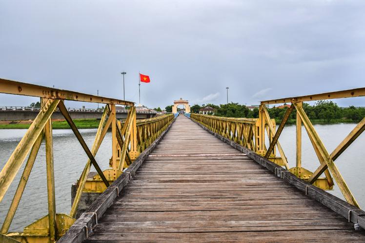 Vista del puente desde el sur