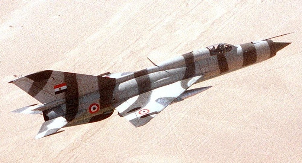El día que las Fuerzas Aéreas de Corea del Norte se enfrentaron a Israel