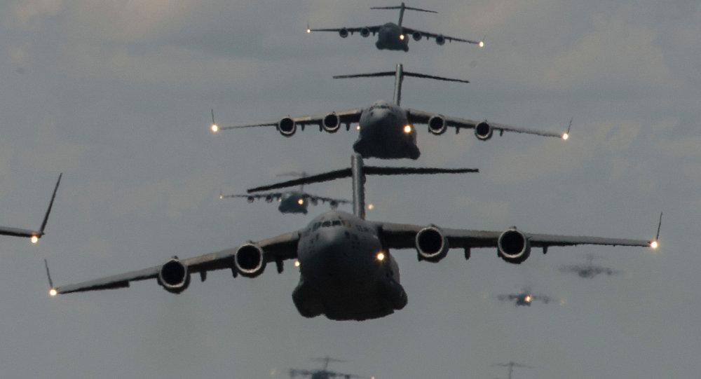 Cuba denuncia vuelos de aviones militares de EEUU hacia países de Latinoamérica