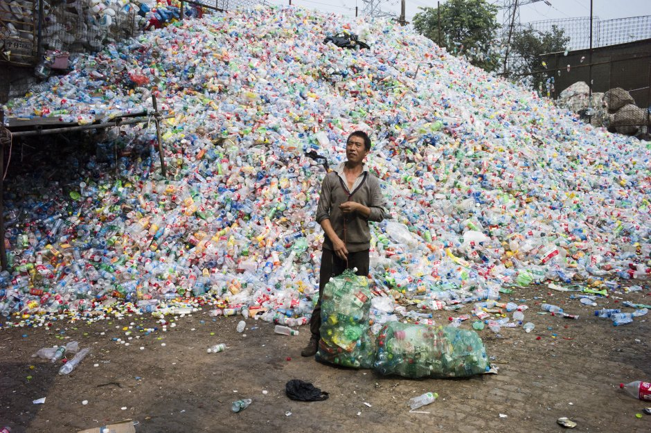 recliclaje plastico china