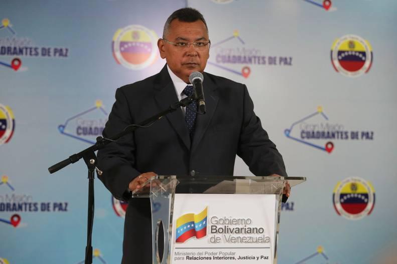 Desmantelan en Venezuela célula terrorista que planificaba asesinatos selectivos y ataques a servicios públicos