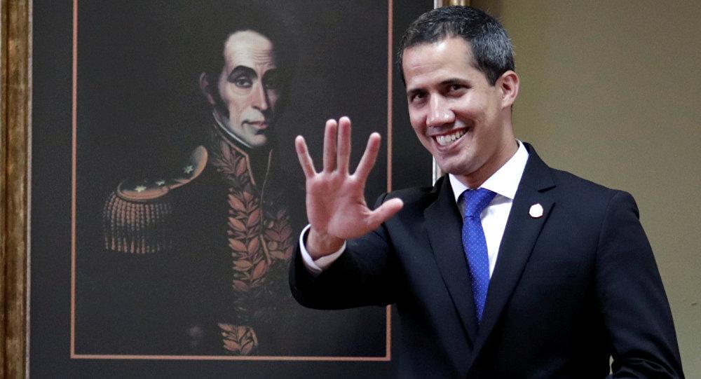 #GuaidoPuroHumo: el autoproclamado presidente de Venezuela se convierte en carne de memes