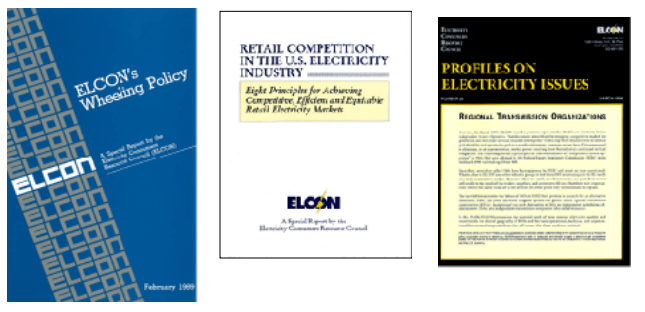 Our History - ELCON | Electricity Consumers Resource Council