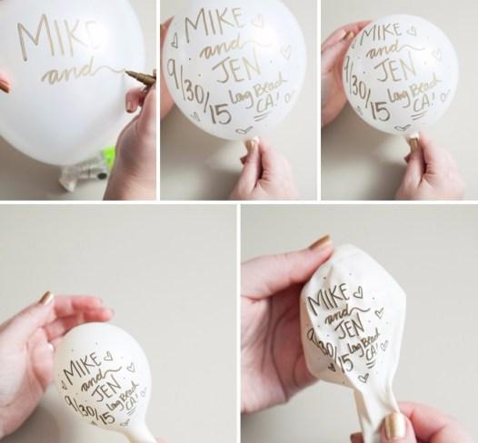 7 formas de anunciar vuestra boda 4